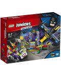 Конструктор Lego Juniors - Joker™ напада пещерата на прилепа (10753) - 1t