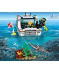 Конструктор Lego City - Яхта за гмуркане (60221) - 3t