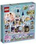Конструктор Lego Disney Princess - Мечтаният замък на Пепеляшка (41154) - 7t