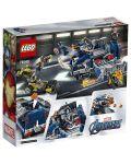 Конструктор Lego Marvel Super Heroes - Avengers: схватка с камион (76143) - 2t