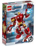 Конструктор Lego Marvel Super Heroes - Iron Man Mech (76140) - 1t