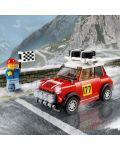 Конструктор Speed Champions - 1967 Mini Cooper S Rally и 2018 MINI John Cooper Works Buggy (75894) - 3t