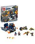 Конструктор Lego Marvel Super Heroes - Avengers: схватка с камион (76143) - 3t