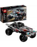 Конструктор Lego Technic - Камион за бягство (42090) - 1t