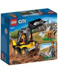 Конструктор Lego City - Строителен товарач (60219) - 6t