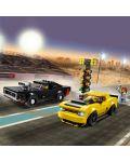Конструктор Lego Speed Champions - 2018 Dodge Challenger SRT Demon и 1970 Dodge Charger R/T (75893) - 5t