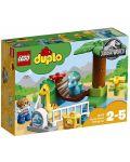 Конструктор Lego Duplo - Зоологическа градина за дружелюбни гиганти (10879) - 1t