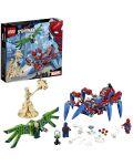 Конструктор Lego Marvel Super Heroes - Машината на Spider-Man (76114) - 1t