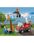 Конструктор Lego City - Изгарящо барбекю (60212) - 7t