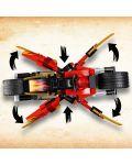 Конструктор Lego Ninjago - Мотоциклетът на Kai и снегомобилът на Zane (70667) - 5t