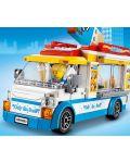 Конструктор Lego City Great Vehicles - Камион за сладолед (60253) - 5t