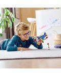Конструктор 3 в 1 Lego Creator - Състезателен самолет (31094) - 8t