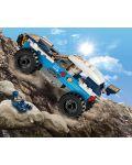 Конструктор Lego City - Кола за пустинно рали (60218) - 1t