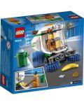 Конструктор Lego City Great Vehicles - Машина за метене на улици (60249) - 2t