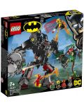 Конструктор Lego DC Super Heroes - Batman Mech vs. Poison Ivy Mech (76117) - 10t