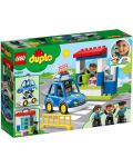 Конструктор Lego Duplo - Полицейски участък (10902) - 1t