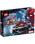 Конструктор Lego Marvel Super Heroes -Spider-Man Bike Rescue (76113) - 4t