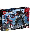 Конструктор Lego Marvel Super Heroes - Spider Mech vs. Venom (76115) - 6t