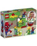 Конструктор Lego Duplo - Spider-Man срещу Electro (10893) - 6t