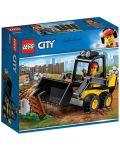 Конструктор Lego City - Строителен товарач (60219) - 7t