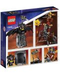 Конструктор Lego Movie 2 - Батман, готов за битка, и Железният (70836) - 6t