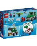 Конструктор Lego Marvel Super Heroes - Обир на камион с Vulture (76147) - 2t