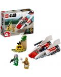 Конструктор Lego Star Wars - Rebel  A-Wing Starfighter (75247) - 7t