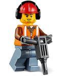Конструктор Lego City - Строителен товарач (60219) - 8t