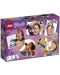 Конструктор Lego Friends - Кутия на приятелството (41346) - 4t