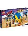 Конструктор Lego Movie 2 - Къща-мечта/ракета за бягство на Емет (70831) - 8t