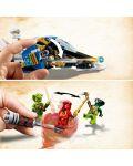 Конструктор Lego Ninjago - Мотоциклетът на Kai и снегомобилът на Zane (70667) - 6t