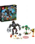 Конструктор Lego DC Super Heroes - Batman Mech vs. Poison Ivy Mech (76117) - 8t