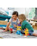 Конструктор Lego Duplo - Посетителите на Емет и Люси от планета DUPLO® (10895) - 1t