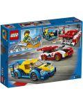 Конструктор Lego City Nitro Wheels - Състезателни коли (60256) - 2t
