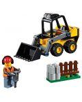 Конструктор Lego City - Строителен товарач (60219) - 5t