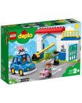 Конструктор Lego Duplo - Полицейски участък (10902) - 3t