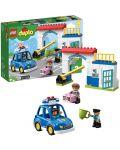 Конструктор Lego Duplo - Полицейски участък (10902) - 7t