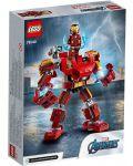 Конструктор Lego Marvel Super Heroes - Iron Man Mech (76140) - 2t