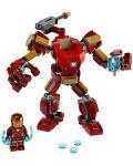 Конструктор Lego Marvel Super Heroes - Iron Man Mech (76140) - 4t