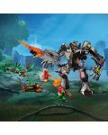 Конструктор Lego DC Super Heroes - Batman Mech vs. Poison Ivy Mech (76117) - 3t
