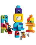 Конструктор Lego Duplo - Посетителите на Емет и Люси от планета DUPLO® (10895) - 7t