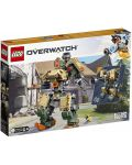 Конструктор Lego Overwatch - Bastion (75974) - 5t
