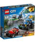 Конструктор Lego City - Преследване по черен път (60172) - 1t
