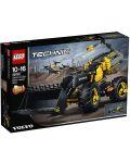 Конструктор Lego Technic - Volvo концепция, колесен товарач (42081) - 3t