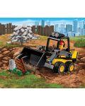 Конструктор Lego City - Строителен товарач (60219) - 4t