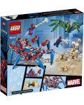 Конструктор Lego Marvel Super Heroes - Машината на Spider-Man (76114) - 4t