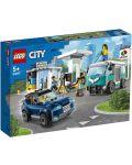 Конструктор Lego City Nitro Wheels - Сервизна станция (60257) - 1t