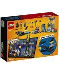 Конструктор Lego Juniors - Joker™ напада пещерата на прилепа (10753) - 3t