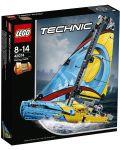 Конструктор Lego Technic - Състезателна яхта (42074) - 1t