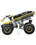 Конструктор Lego Technic - Volvo концепция, колесен товарач (42081) - 4t
